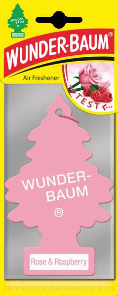 WUNDER-BAUM ROSE & RASPBERRY